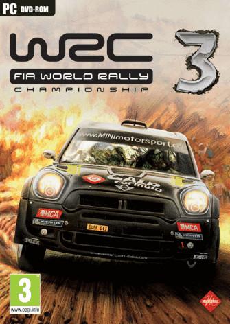 WRC: FIA World Rally Championship 3 (PC)