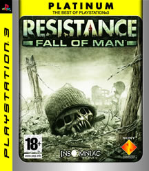 Resistance: Fall of Man /Platinum/ CZ (PS3)