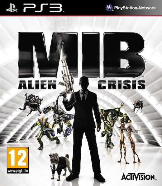 Men in Black 3 (Bazar/ PS3)