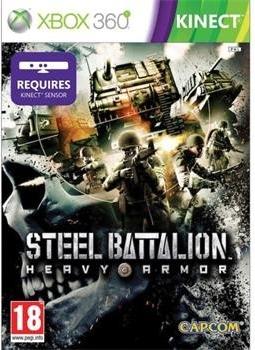 Steel Battalion: Heavy Armor (Bazar/ Xbox 360 - Kinect) - DE