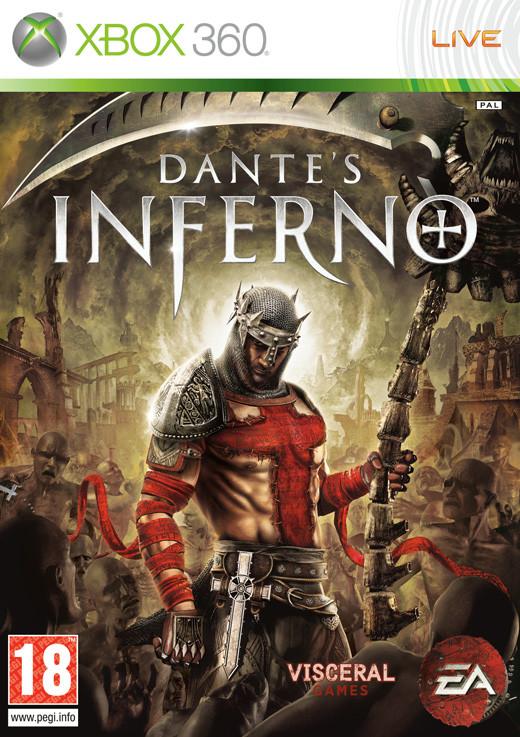 Dantes Inferno (Bazar/ Xbox 360)