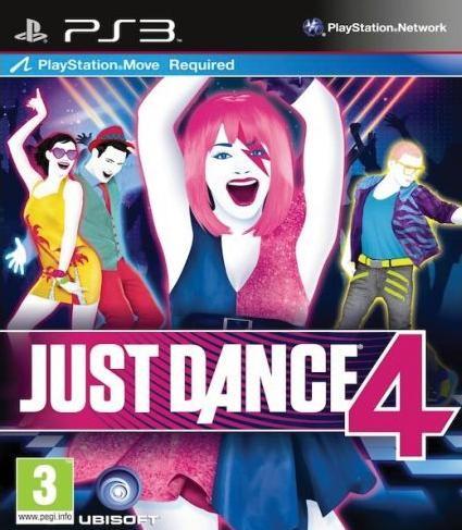 Just Dance 4 (Bazar/ PS3 - Move)
