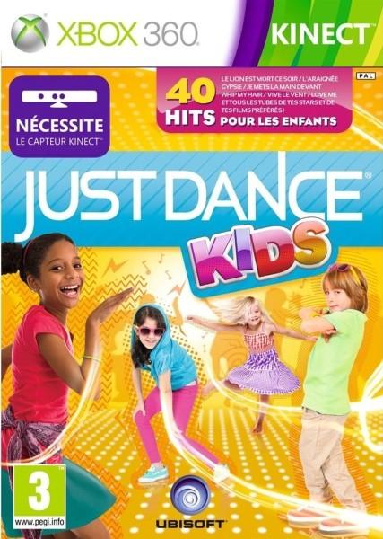 Just Dance Kids (Bazar/ Xbox 360 - Kinect) - Fr.