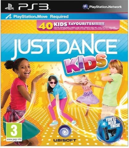 Just Dance Kids (Bazar/ PS3 - Move) - FR
