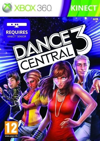 Dance Central 3 (Bazar/ Xbox 360 - Kinect)