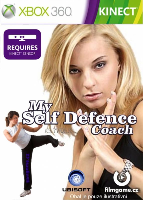 My Self Defense Coach (Bazar/ Xbox360 - Kinect)