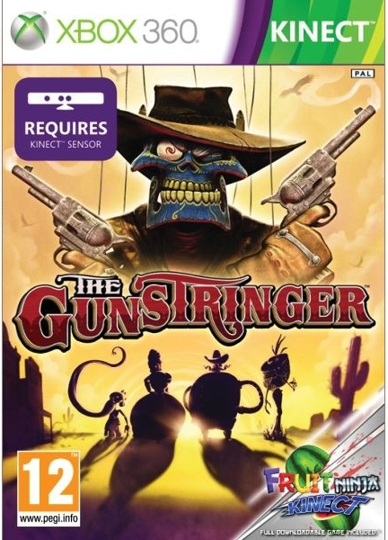 The Gunstringer (Bazar/ Xbox 360 - Kinect)