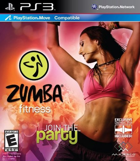 Zumba Fitness (Bazar/ PS3 - Move)