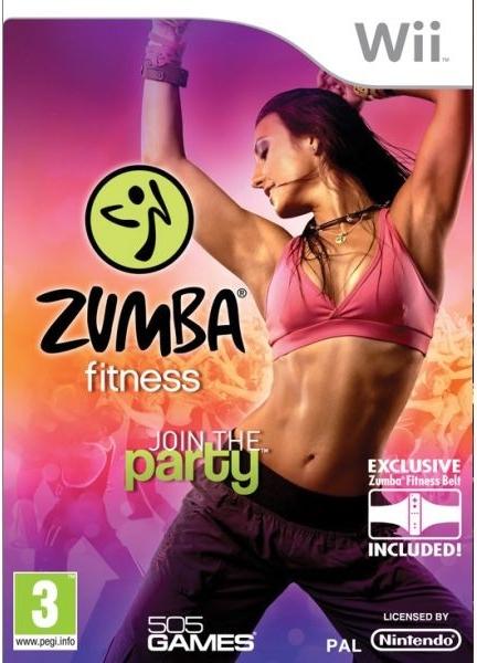 Zumba Fitness (Bazar/ Wii)