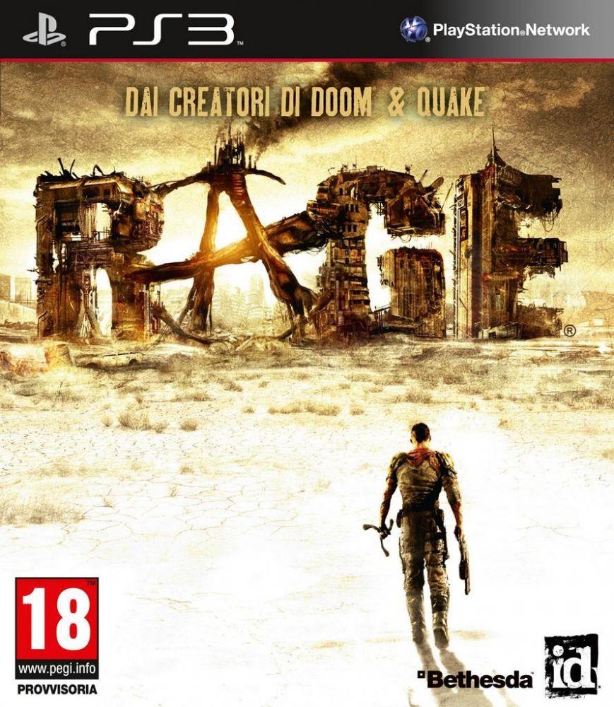 Rage (Bazar/ PS3)