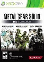 Metal Gear Solid HD Collection (Bazar/ Xbox 360)