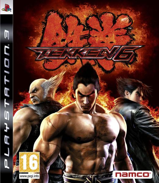 Tekken 6 (Bazar/ PS3)