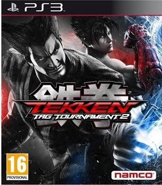 Tekken Tag Tournament 2 (Bazar/ PS3)