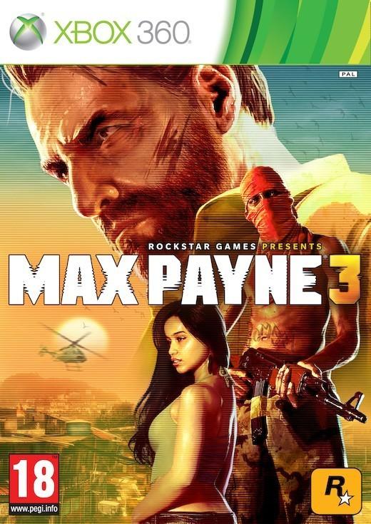 Max Payne 3 (Bazar/ Xbox 360)