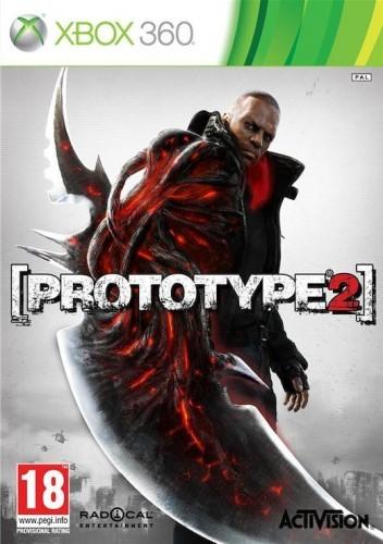 Prototype 2 (Bazar/ Xbox 360)