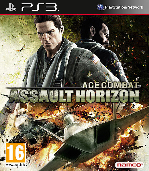 Ace Combat Assault Horizon (Bazar/ PS3)