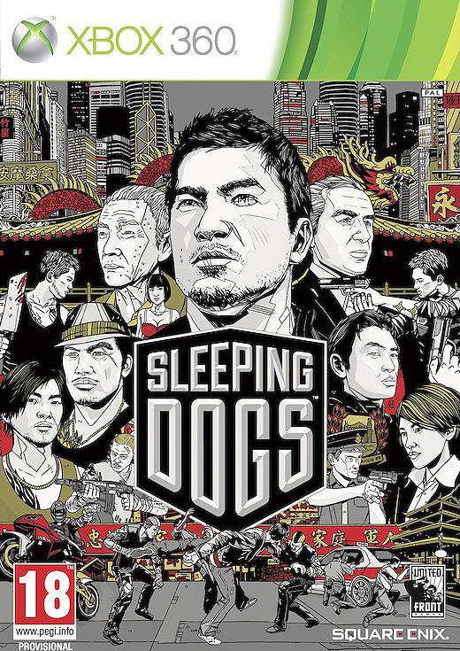 Sleeping Dogs (Bazar/ Xbox 360)