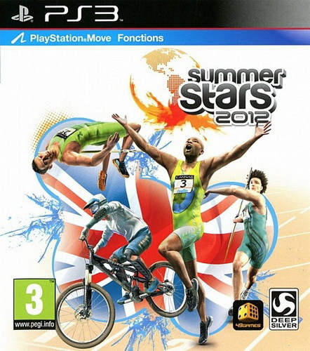 Summer Stars 2012 (PS3 - Move)