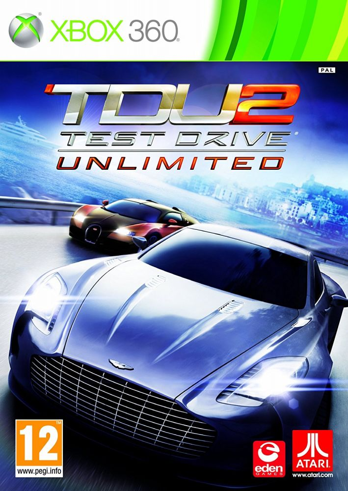 Test Drive Unlimited 2 (Xbox 360) - DE