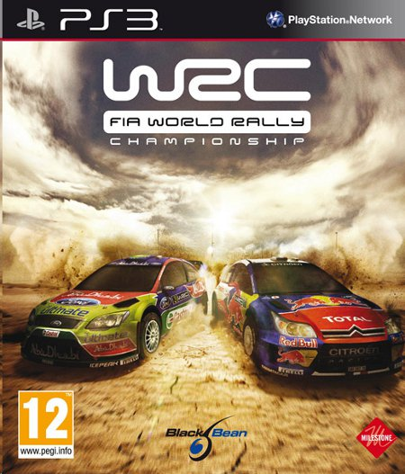 WRC: FIA World Rally Championship (Bazar/ PS3)