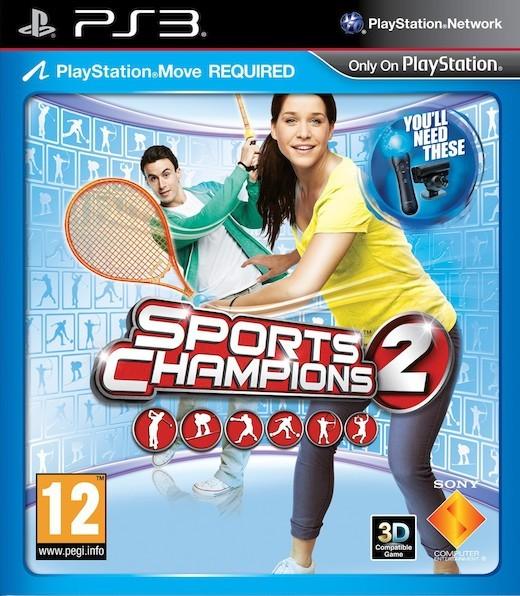 Sports Champions 2 (Bazar/ PS3 - Move)