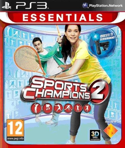 Sports Champions 2 /Es. Ed./ (Bazar/ PS3 - Move)