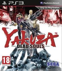 Yakuza - Dead Souls (Bazar/ PS3)