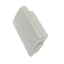 Kryt na AA baterie pro bezdrátový ovladač Xboxu 360 - bílý (Xbox 360)