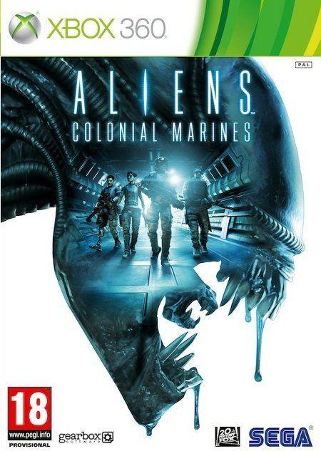 Aliens: Colonial Marines (Bazar/ Xbox 360)