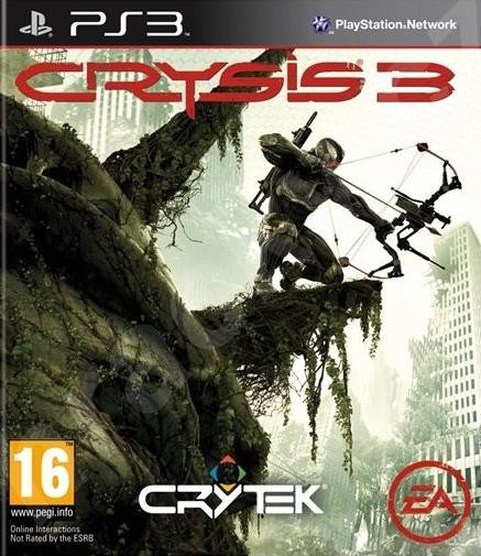Crysis 3 (Bazar/ PS3)