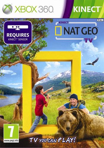 Kinect Nat Geo TV (Bazar/ Xbox 360 - Kinect)