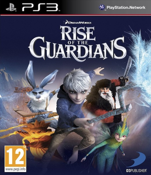 Rise of the Guardians (Bazar/ PS3)