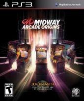 Midway Arcade Origins (Bazar/ PS3)