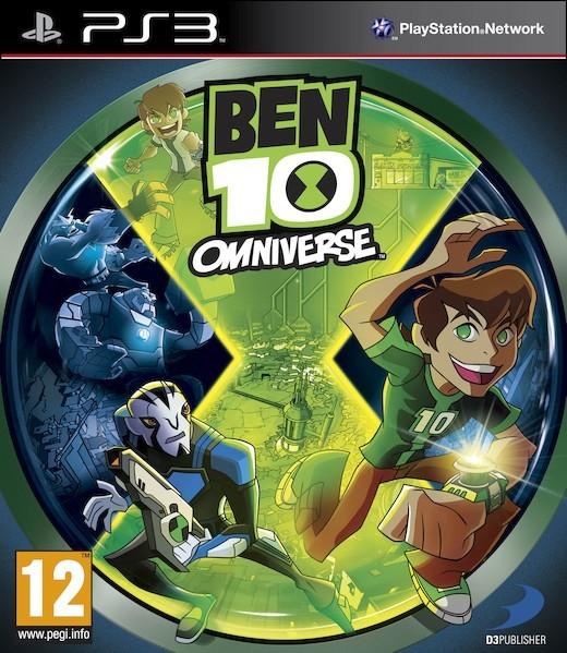 Ben 10: Omniverse (Bazar/ PS3)