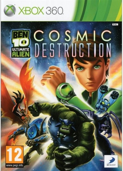 Ben 10 Ultimate Alien: Cosmic Destruction (Bazar/ Xbox 360)