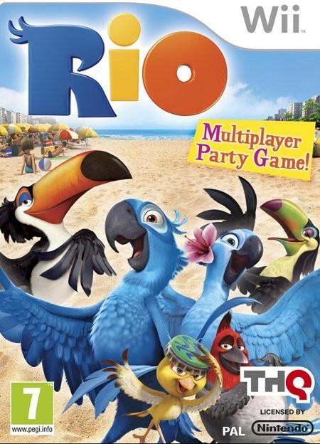 Rio (Bazar/ Wii)