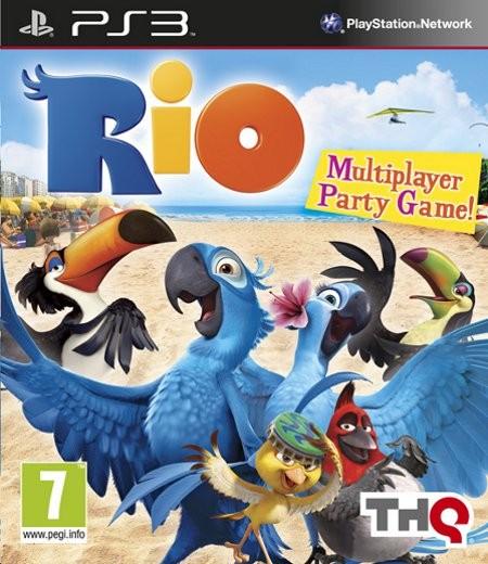Rio (Bazar/ PS3)
