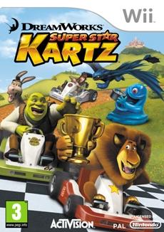 DreamWorks Super Star Kartz (Bazar/ Wii)