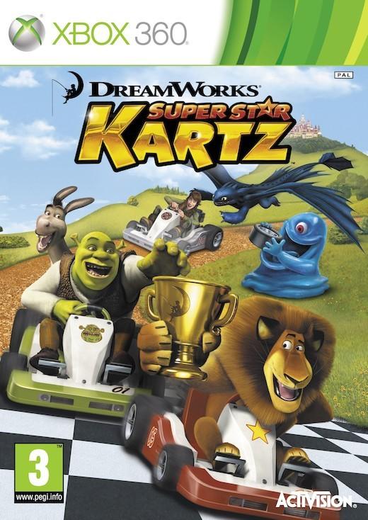 DreamWorks Super Star Kartz (Bazar/ Xbox 360)