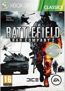 Battlefield: Bad Company 2 (Bazar/ Xbox 360)