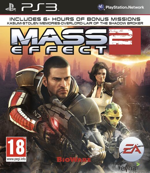 Mass Effect 2 (Bazar/ PS3)
