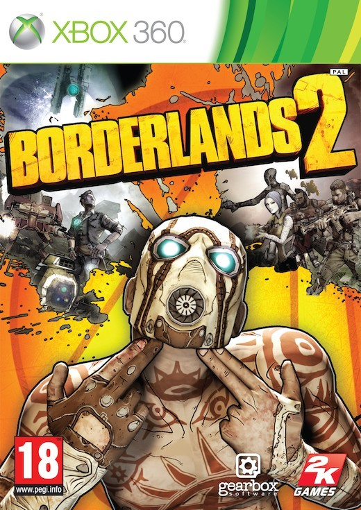 Borderlands 2 (Bazar/ Xbox 360)