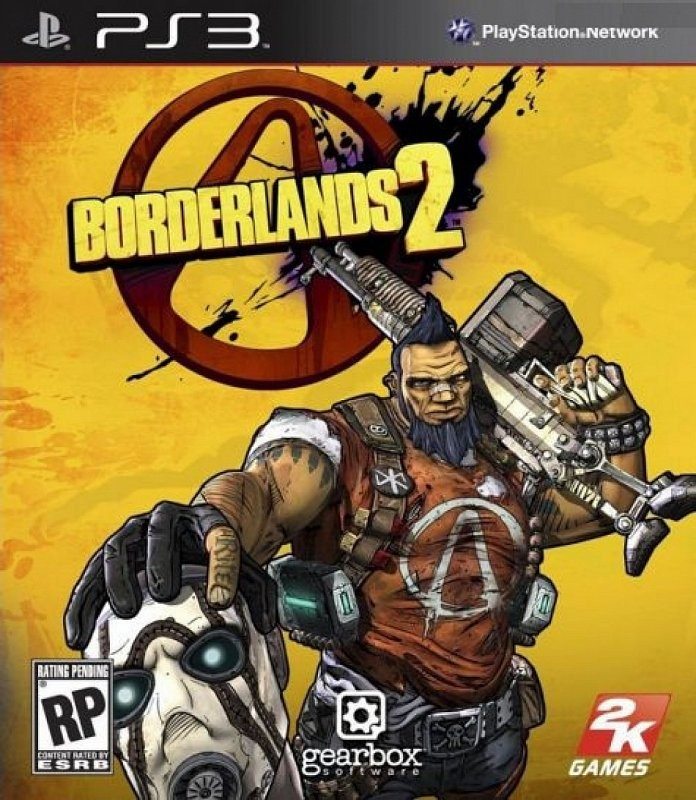 Borderlands 2 (Bazar/ PS3)