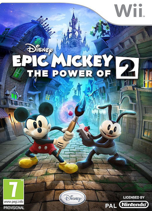 Epic Mickey 2: The Power of Two (Wii) - Výprodej