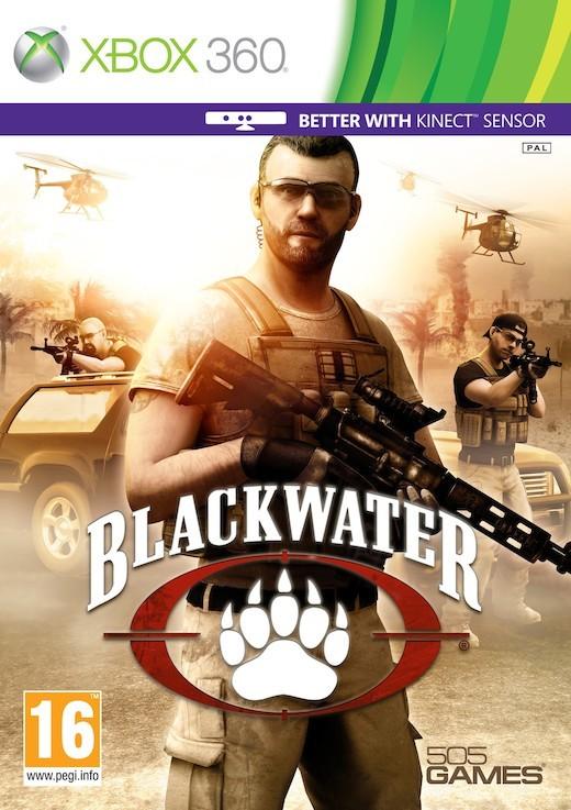 Blackwater (Bazar/ Xbox 360 - Kinect)