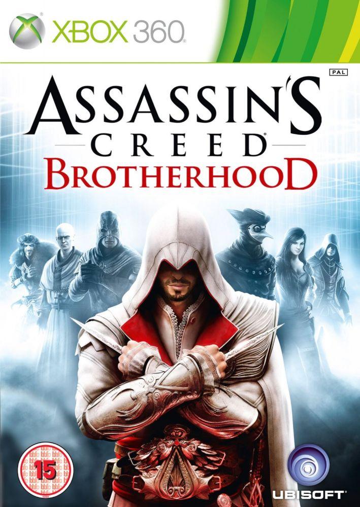 Assassins Creed Brotherhood (Xbox 360)