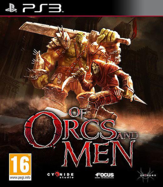 Of Orcs and Men (Bazar/ PS3)