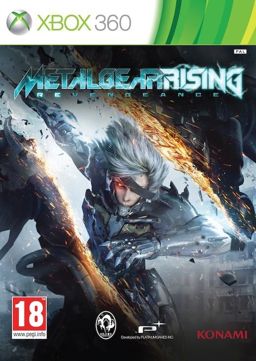 Metal Gear Rising: Revengeance (Bazar/ Xbox 360)
