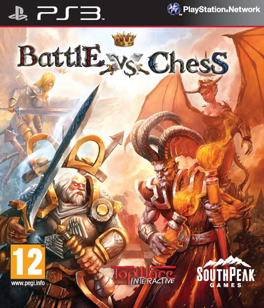 Battle vs. Chess (Bazar/ PS3) - DE