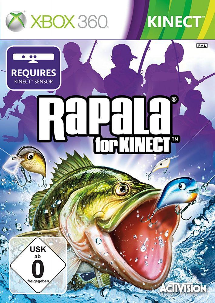 Rapala Fishing for Kinect (Bazar/ Xbox 360 - Kinect) - DE